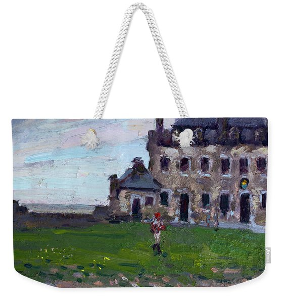 Historic Old Fort Niagara Weekender Tote Bag