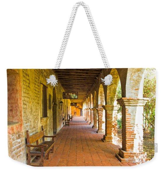 Historical Porch Weekender Tote Bag