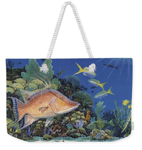 Hog Heaven Re005 Weekender Tote Bag