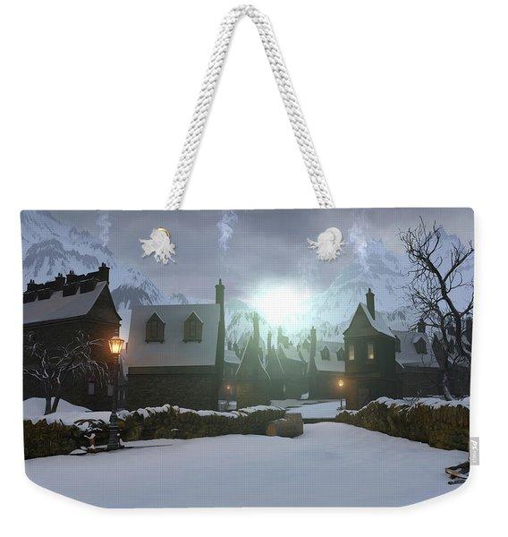 Hogsmeade Weekender Tote Bag