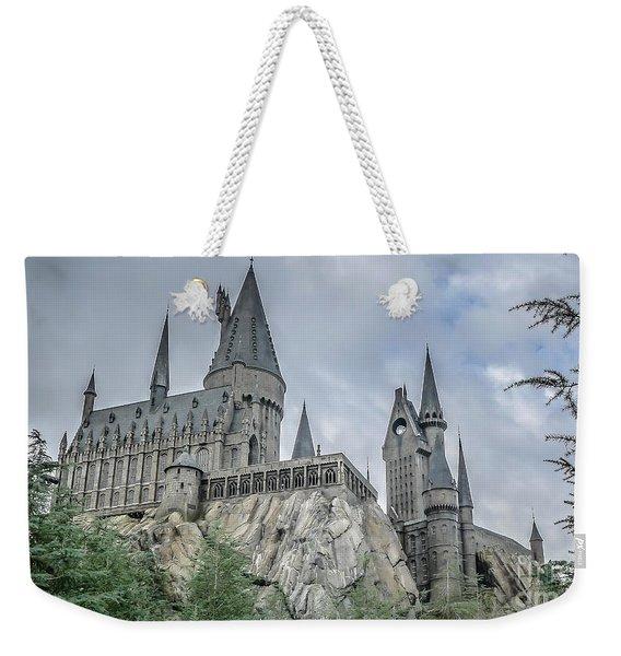 Hogswarts Castle  Weekender Tote Bag