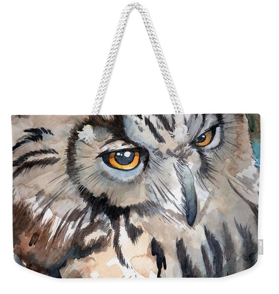 Hollis Mason Weekender Tote Bag