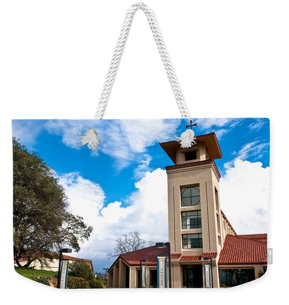 Holy Trinity Church Weekender Tote Bag