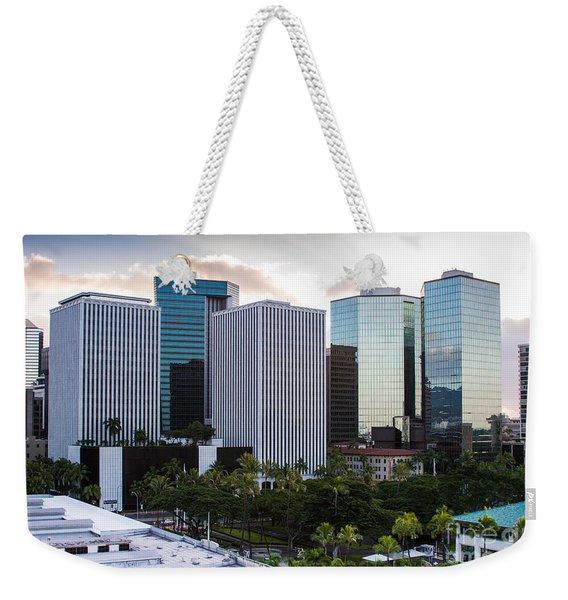 Honolulu Weekender Tote Bag