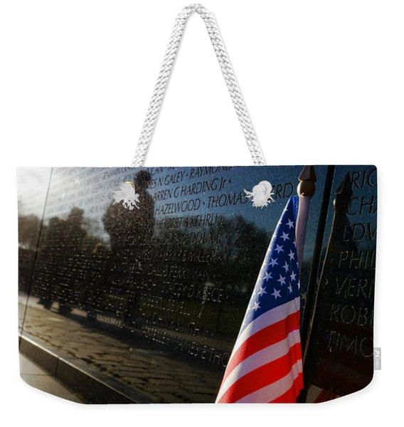 Honoring Weekender Tote Bag