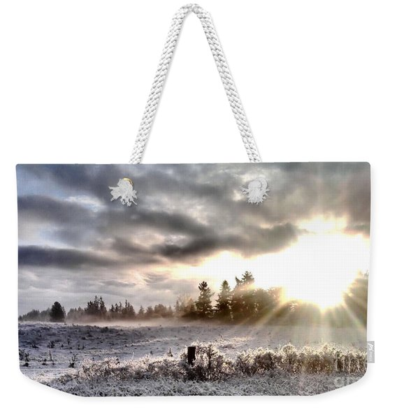 Hope - Landscape Version Weekender Tote Bag
