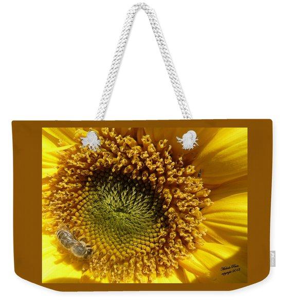 Hopeful - Signed Weekender Tote Bag