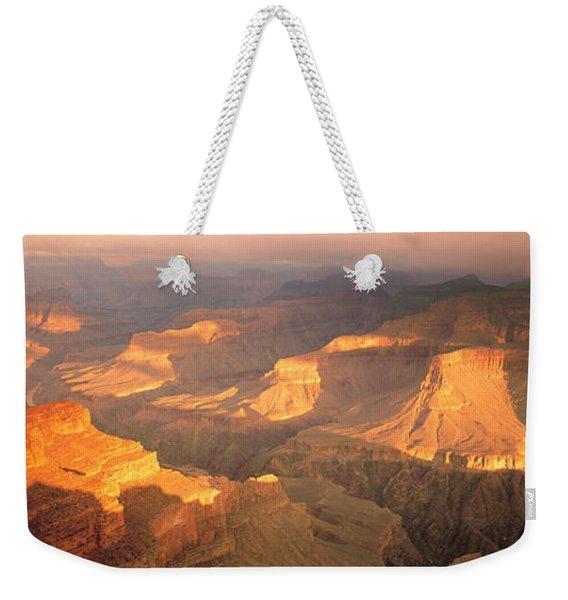 Hopi Point Canyon Grand Canyon National Weekender Tote Bag