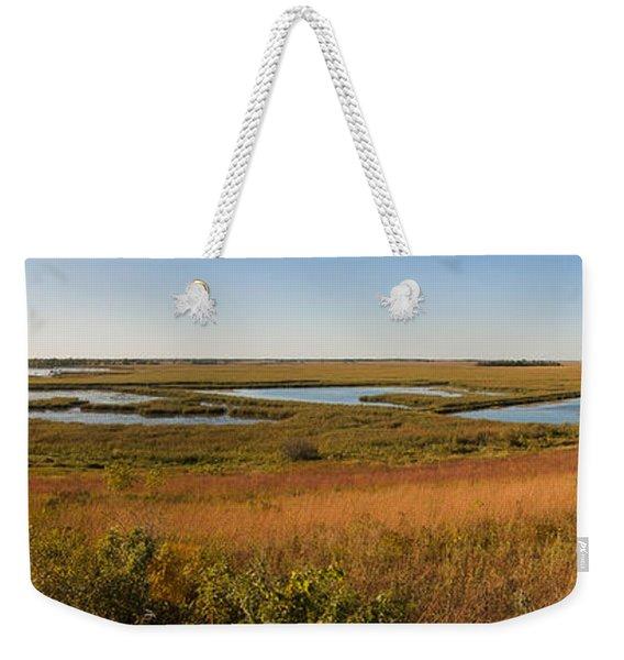 Horicon Marsh Weekender Tote Bag