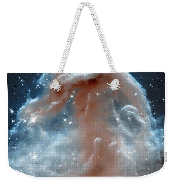 Horse Head Nebula Weekender Tote Bag