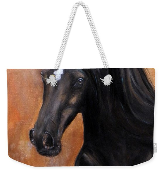 Horse - Lucky Star Weekender Tote Bag