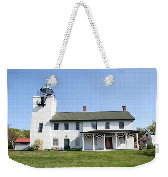 Horton's Point  Weekender Tote Bag