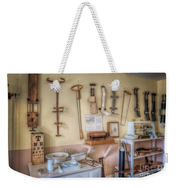 Hospital Museum Weekender Tote Bag
