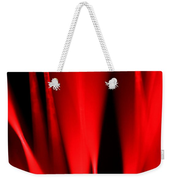 Hot Blooded Series Part 1 Weekender Tote Bag
