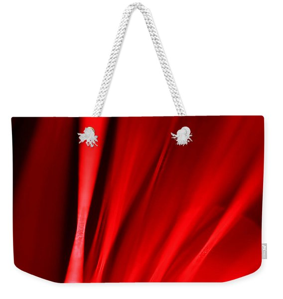 Hot Blooded Series Part 2 Weekender Tote Bag