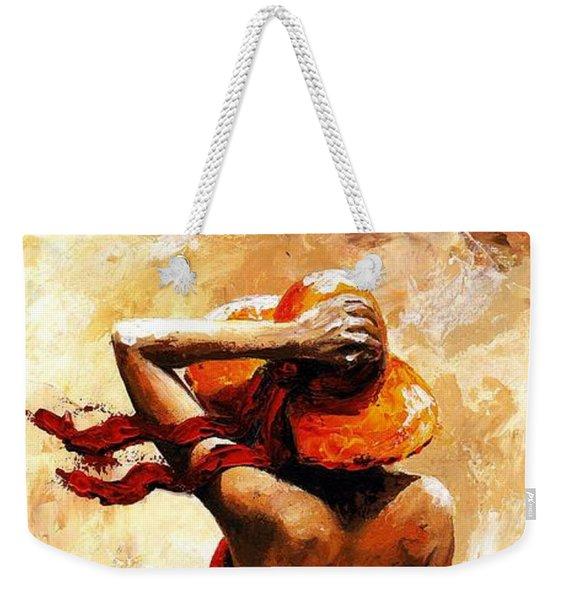 Hot Breeze  Weekender Tote Bag