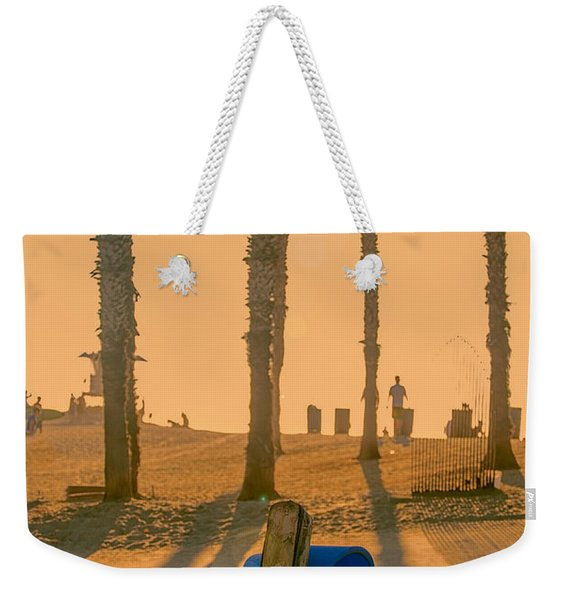 Hotel California Weekender Tote Bag