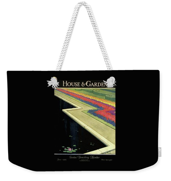 House And Garden Furnishing Number Weekender Tote Bag