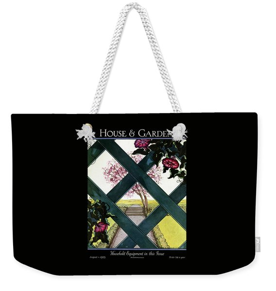 House And Garden Household Equipment Weekender Tote Bag