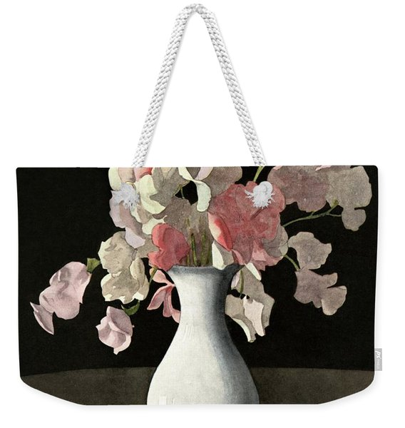 House And Garden Interior Decoration Number Weekender Tote Bag
