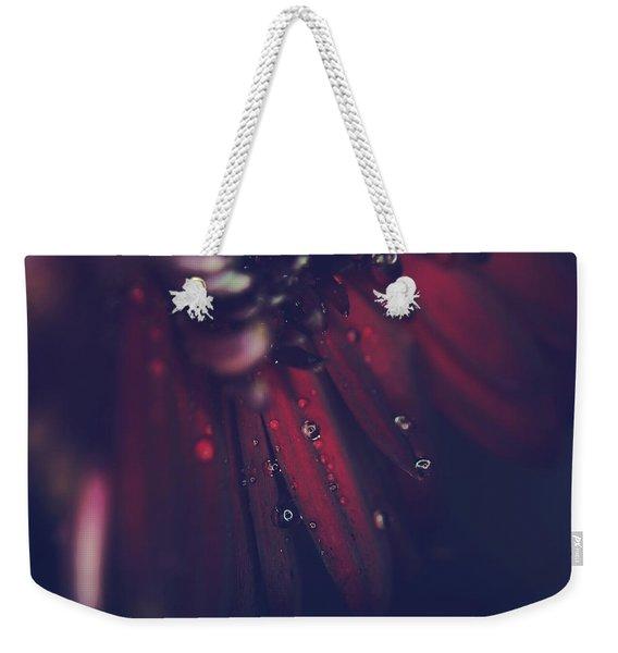 How Deep Is Your Love Weekender Tote Bag