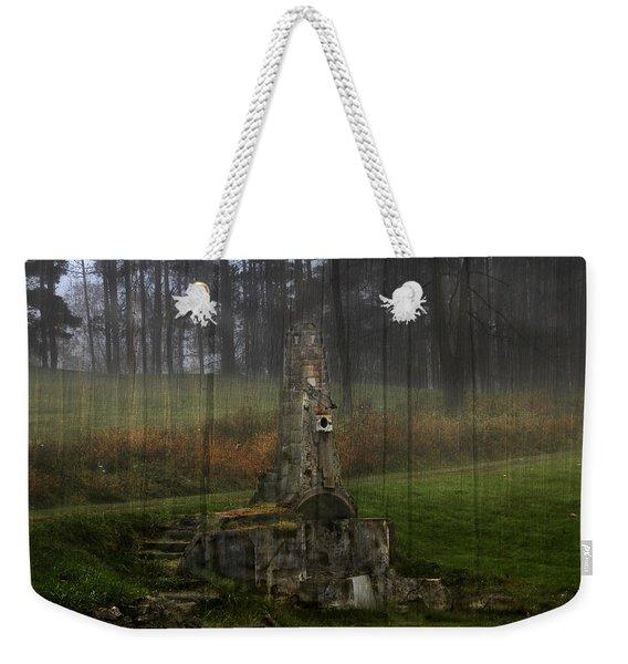 Howard Chandler Christy Ruins Weekender Tote Bag
