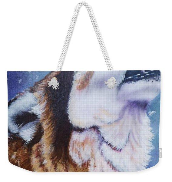 Howler Weekender Tote Bag