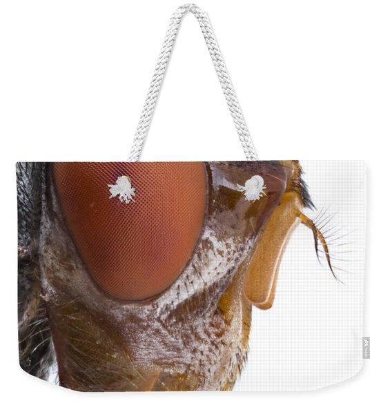 Human Botfly Belize Weekender Tote Bag