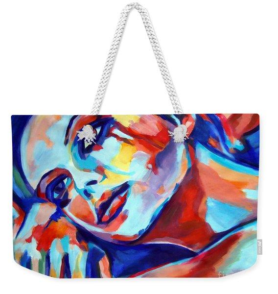 Human Condition Weekender Tote Bag