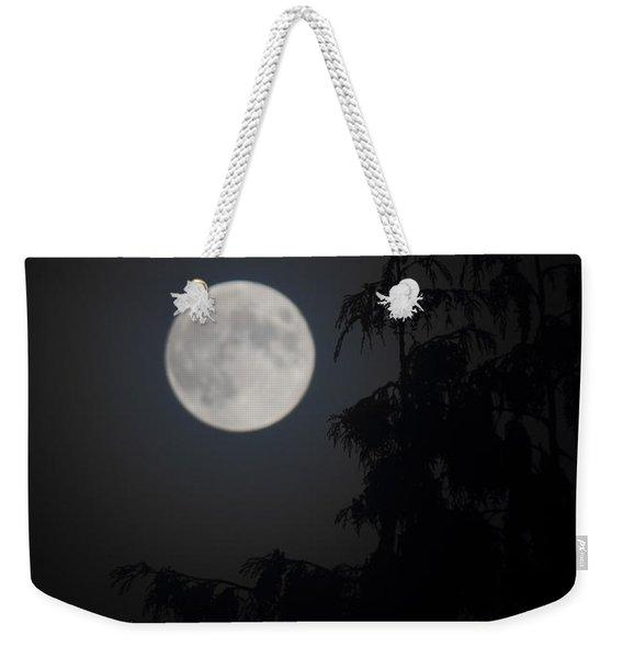 Hunters Moon Weekender Tote Bag