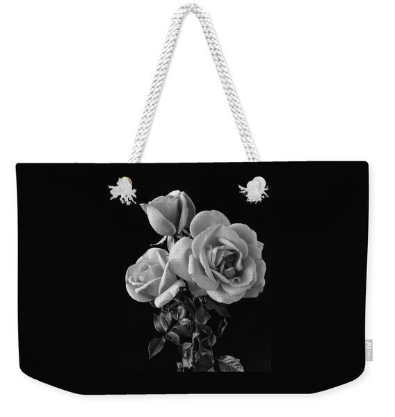 Hybrid Tea California Roses Weekender Tote Bag