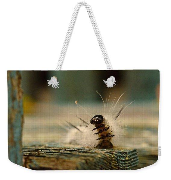 I Am A Caterpillar Weekender Tote Bag