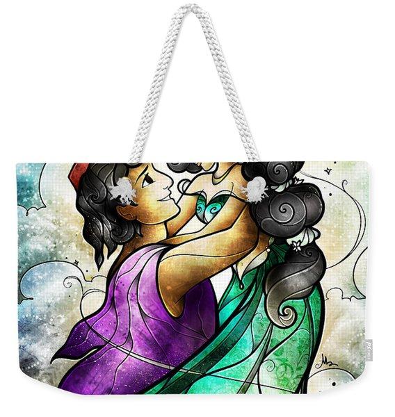 I Choose You Weekender Tote Bag