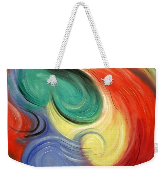 I Will Supply All Your Needs Weekender Tote Bag