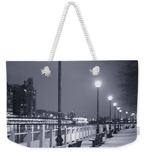 I Wonder As I Wander Weekender Tote Bag