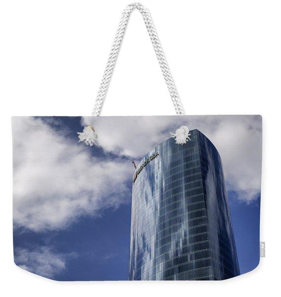 Iberdrola Tower Weekender Tote Bag