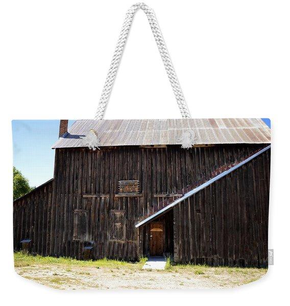 Idaho City Historical Building Weekender Tote Bag
