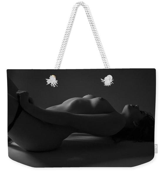 If You Dare Weekender Tote Bag