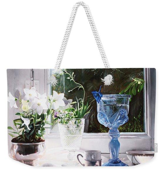 Il Calice Blu Weekender Tote Bag