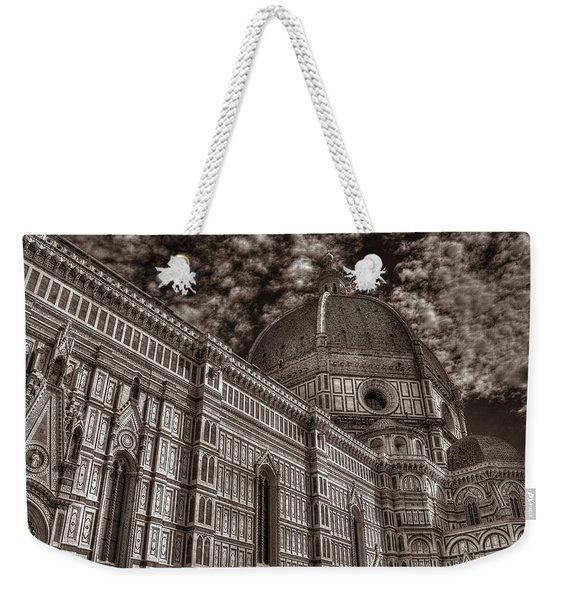 Il Duomo Weekender Tote Bag