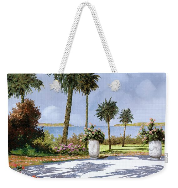 Il Giardino Delle Palme Weekender Tote Bag