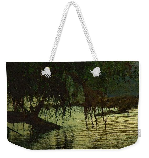 I'll Be Waiting Weekender Tote Bag