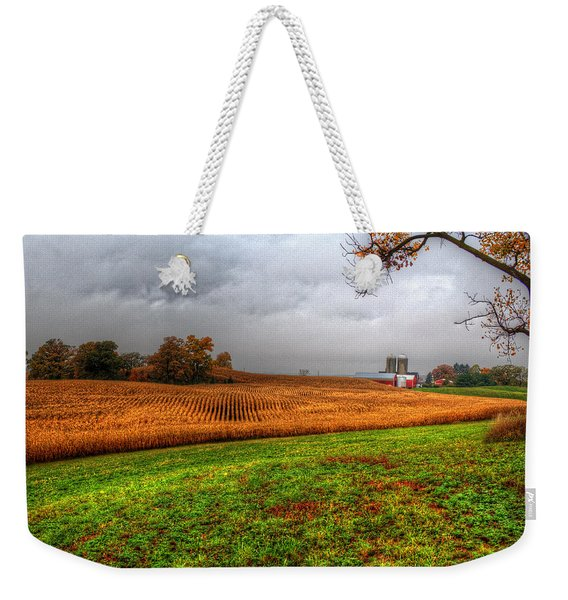 Illinois Farmland I Weekender Tote Bag