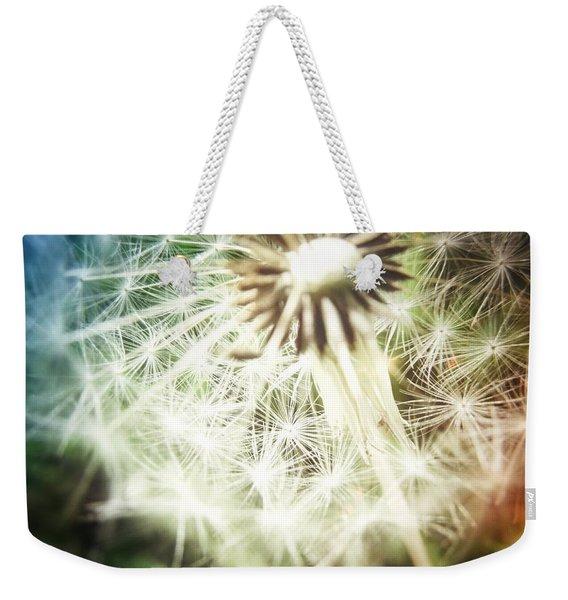 Illuminated Wishes Weekender Tote Bag