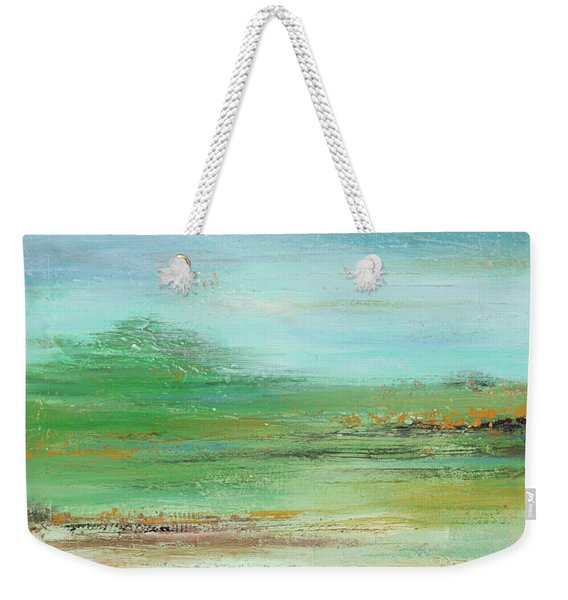 Illusion Weekender Tote Bag