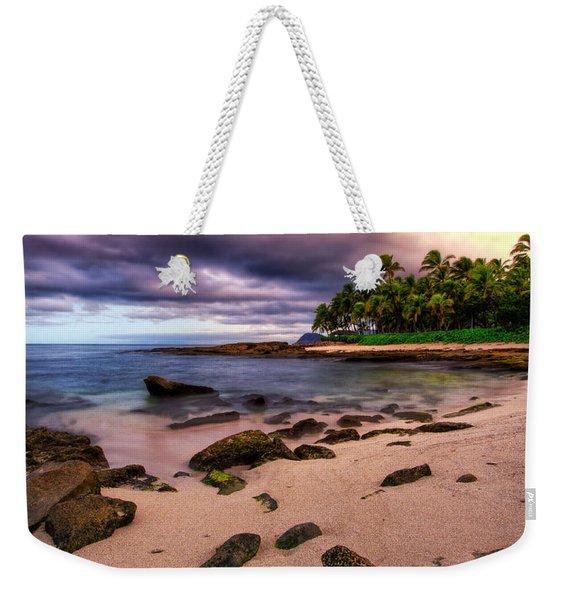 Iluminated Beach Weekender Tote Bag