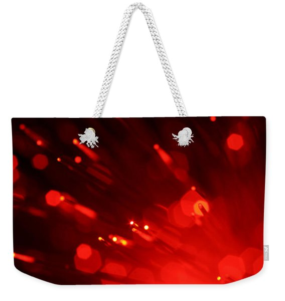 I'm Burning For You Weekender Tote Bag