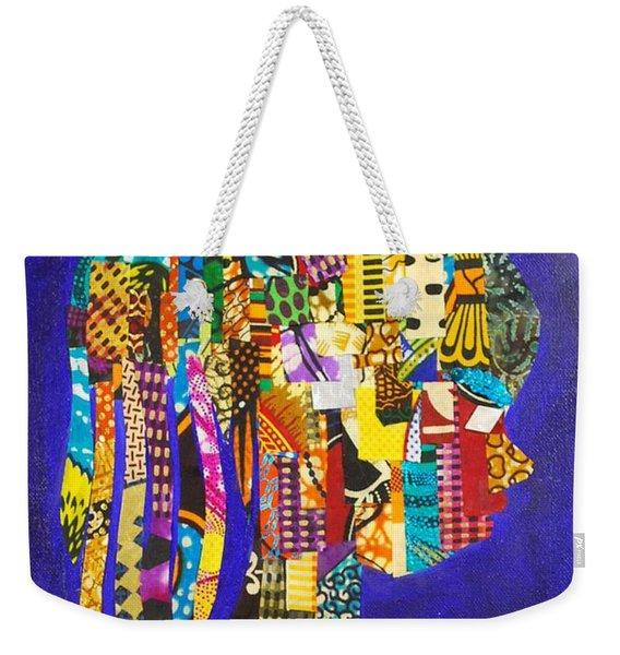 Imani Weekender Tote Bag