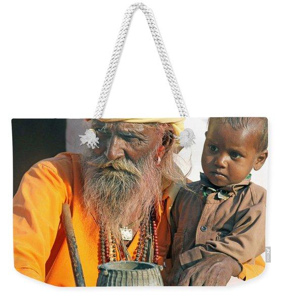 Immortality Weekender Tote Bag