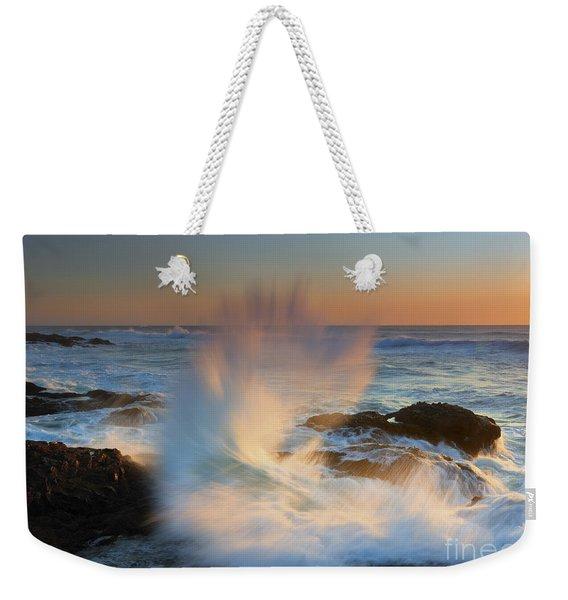 Impact Zone Weekender Tote Bag